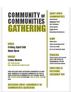 Gathering 2013