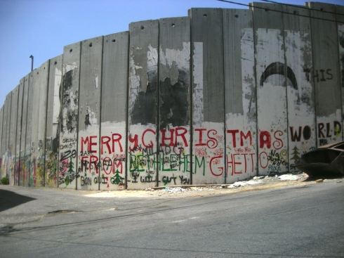 Merry Christmas from the Bethlehem Ghetto